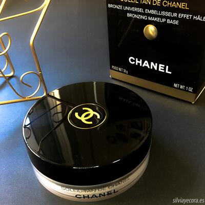 Bronceador Soleil Tan de Chanel