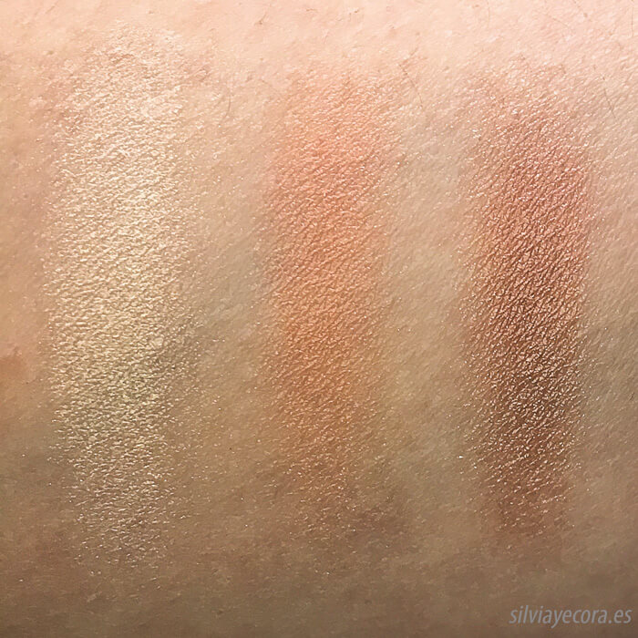 Swatch Nars Unfiltered I