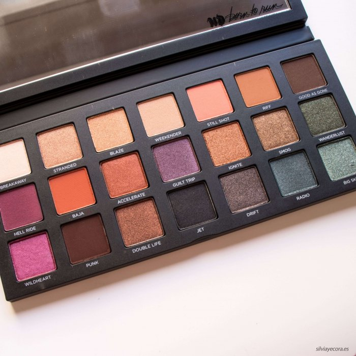 Born to run de Urban Decay